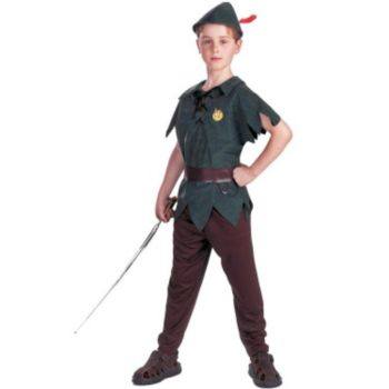 Peter Pan Disney Child Costume