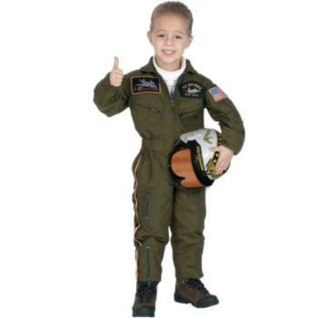 Jr. Air Force Pilot ToddlerChild Costume