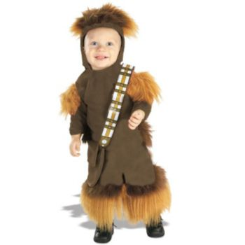 Star Wars Chewbacca Fleece InfantToddler Costume