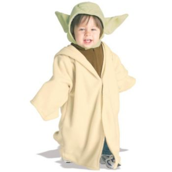 Star Wars Yoda Fleece InfantToddler Costume