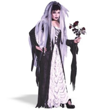 Coffin Bride Adult Costume