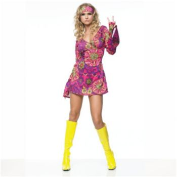Go Go Dress Adult Costume
