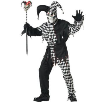 Evil Jester Adult