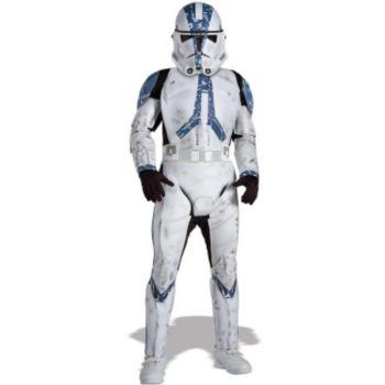 Star Wars Clone Trooper Deluxe Child Costume