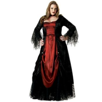 Gothic Vampira Plus Elite Collection Adult