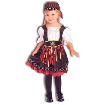 Lil' Pirate Cutie Child Costume