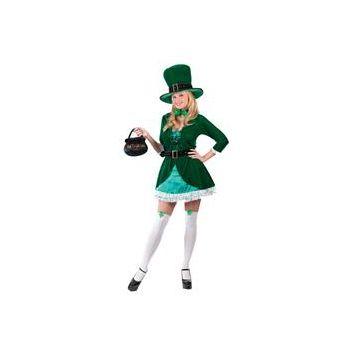 Luscious Leprechaun Adult Costume