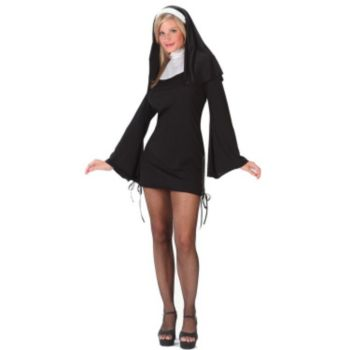Adult Naughty Nun Costume