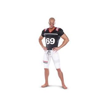 Tight End Adult Costume