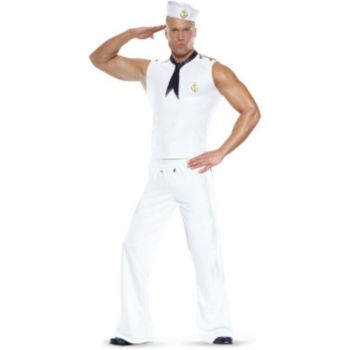 Seafaring Sailor Male Adult Costume