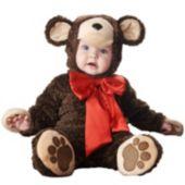 Lil' Teddy Bear Elite Collection Infanttoddler Costume