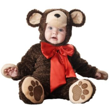 Lil' Teddy Bear Elite Collection InfantToddler Costume
