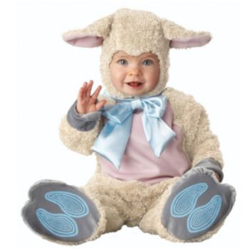 Lil' Lamb Elite Collection InfantToddler Costume