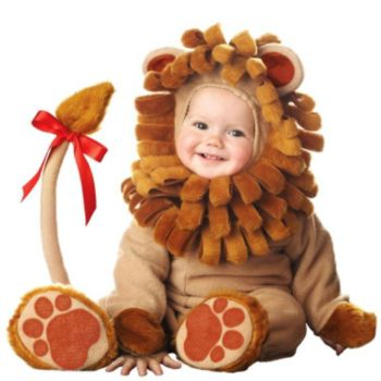 Lil' Lion Elite Collection InfantToddler Costume