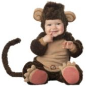 Lil' Monkey Elite Collection Infanttoddler Costume
