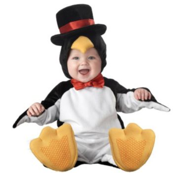 Lil' Penguin Elite Collection InfantToddler Costume