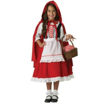 Little Red Riding Hood Elite Collection Child Costume