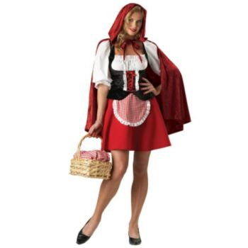 Red Riding Hood Elite Collection Adult Costume
