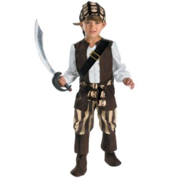 Rogue Pirate Toddler Costume