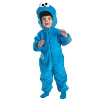 Sesame Street - Cookie Monster InfantToddler Costume