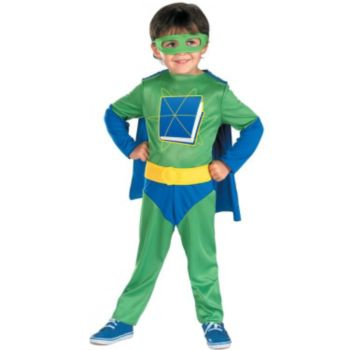 Super Why Child Costume