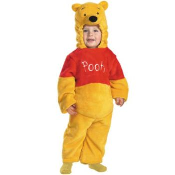 Winnie the Pooh InfantToddler Costume