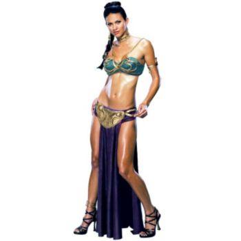 Star Wars Princess Leia Slave Adult Costume