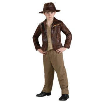 Indiana Jones Deluxe Indiana Child Costume