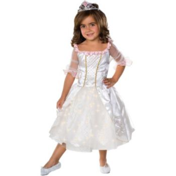 Fiber Optic Fairy Tale Princess Toddler Costume