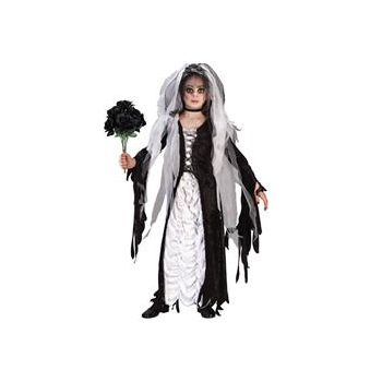Coffin Bride Child Costume