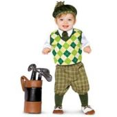 Future Golfer Infanttoddler Costume