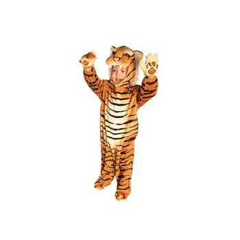 Brown Tiger InfantToddler Costume