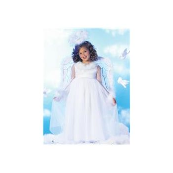 Pretty Angel Child Costume