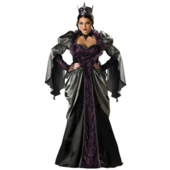 Wicked Queen Adult Plus Costume