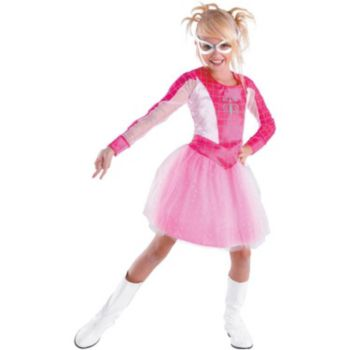 Spider-Girl Pink Classic ToddlerChild Costume