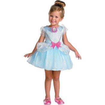 Cinderella Ballerina ToddlerChild Costume