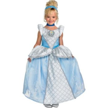 Storybook Cinderella Prestige ToddlerChild Costume