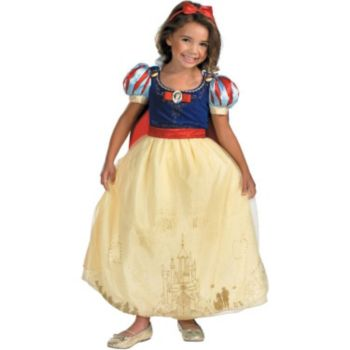 Storybook Snow White Prestige ChildToddler Costume