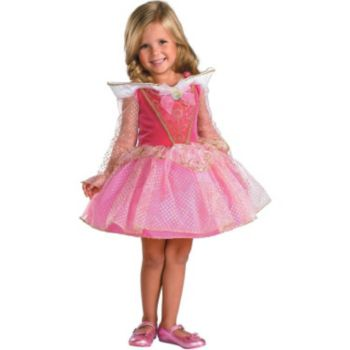 Sleeping Beauty Aurora Ballerina ToddlerChild Costume