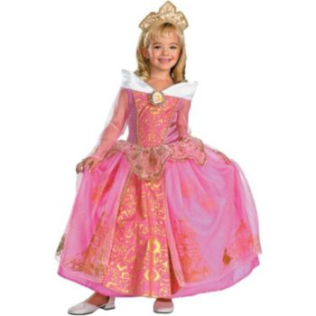 Storybook Aurora Prestige ToddlerChild Costume