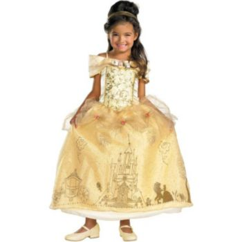 Storybook Belle Prestige ToddlerChild Costume