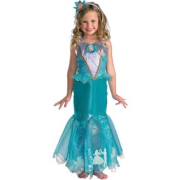 Storybook Ariel Prestige ToddlerChild Costume