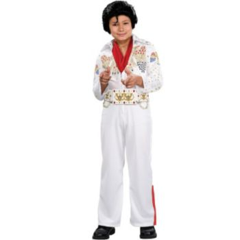 Deluxe Elvis ToddlerChild Costume