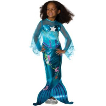 Magical Mermaid ToddlerChild Costume