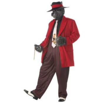Howlin' Good Time Adult Costume