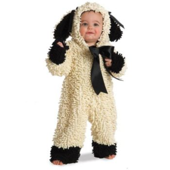 Lamb InfantToddler Costume