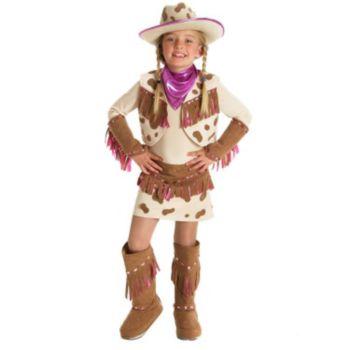 Rhinestone Cowgirl Child Costume