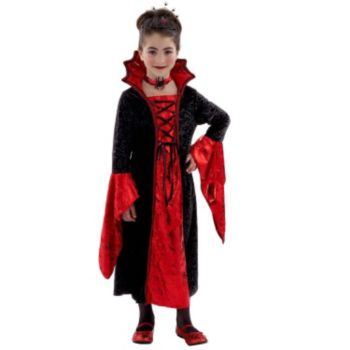 Dracula Mistress Child Costume