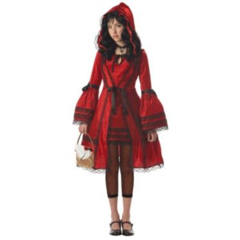 Tween Red Riding Hood Costume