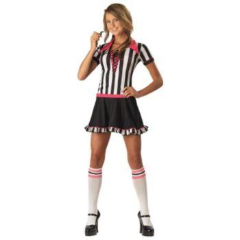 Rebellious Referee Teen Costume